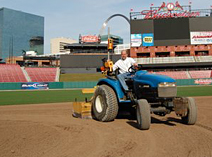 Laser grading and laser technology
