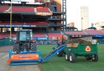 Sport field reconstruction services